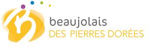 Logo de l'office de tourisme Beaujolais Pierres Dorées