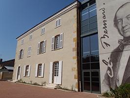 Musée Claude Bernard,  Beaujolais Saône, vigneron.