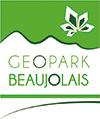 Logo du Geopark Beaujolais.