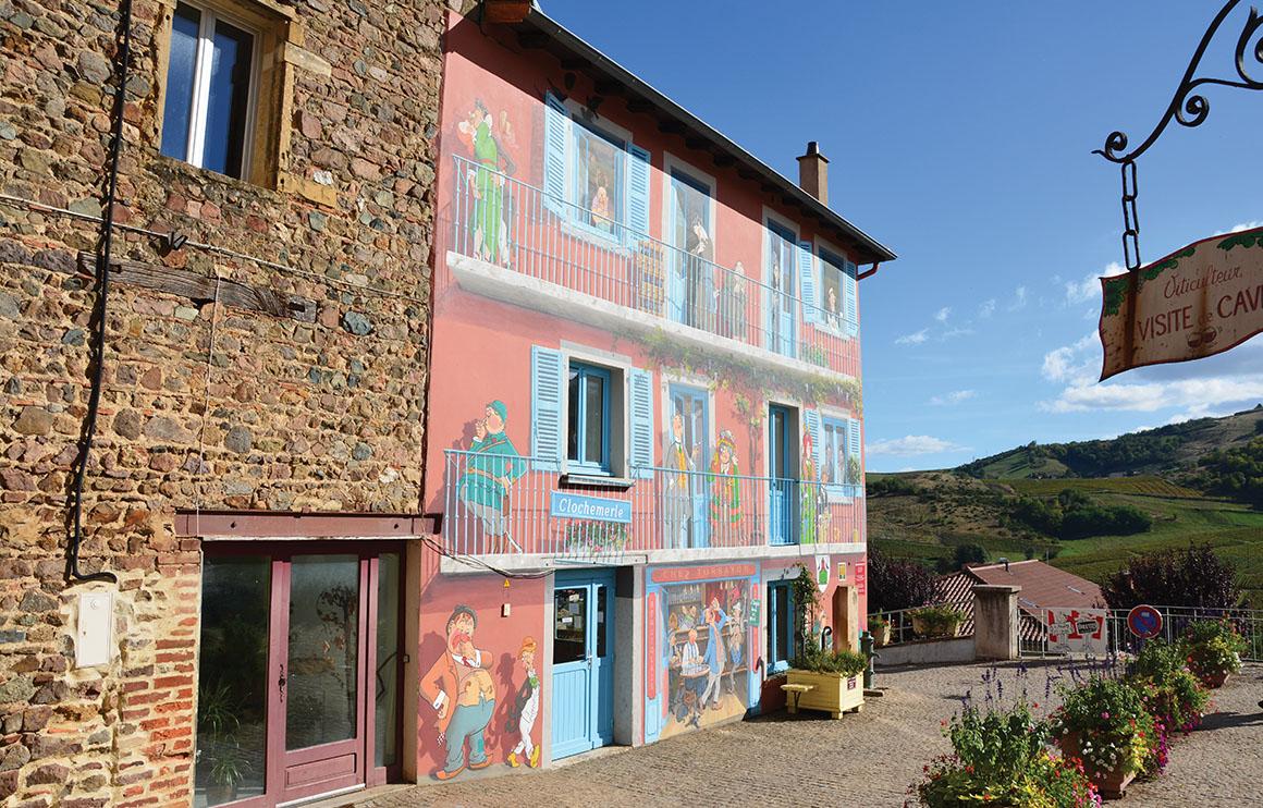 Clochemerle - Vaux en Beaujolais