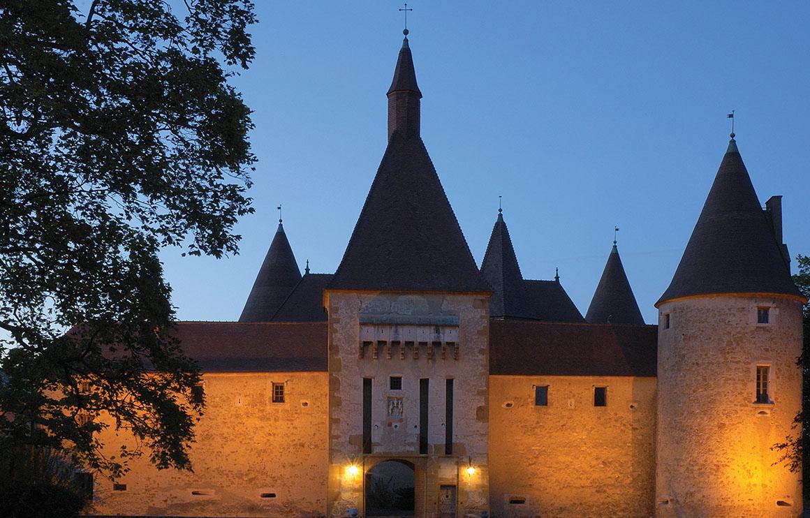 Château de Corcelles en Beaujolais