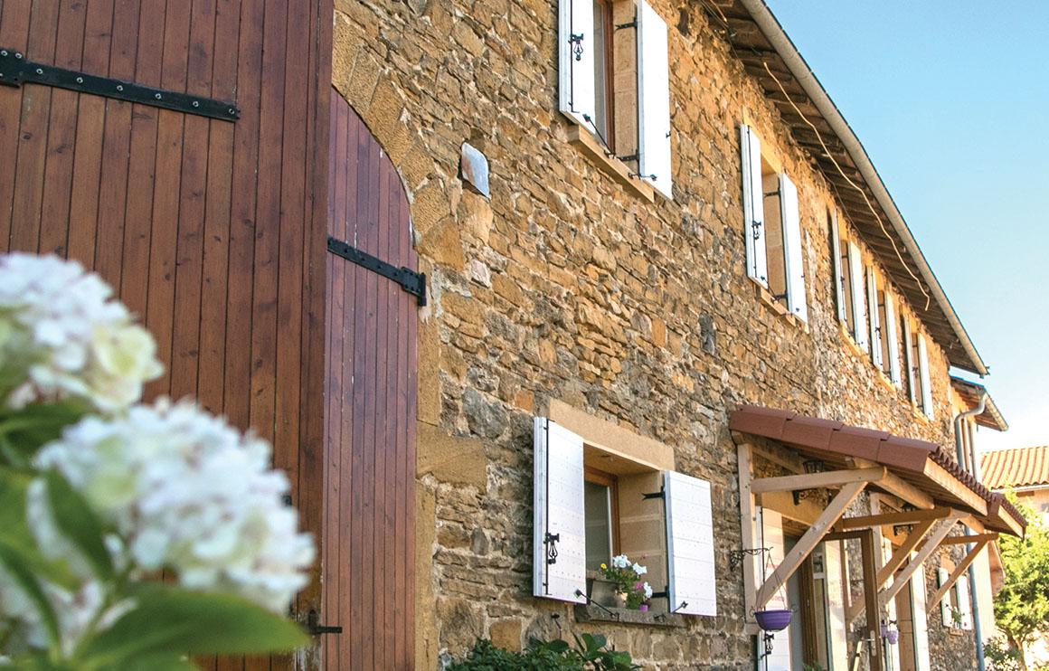 Domaine des Vignes d'Hôtes Bagnols en Beaujolais